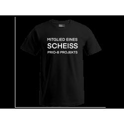 """Shirt """"Prio-B Projekt"""""""