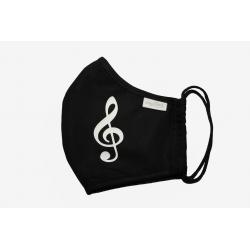 """Maske """"Violinenschlüssel"""""""